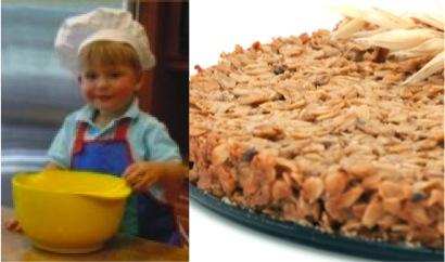 oatmeal cake new